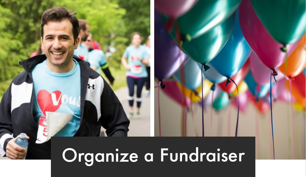 Find out more about Fundraisers