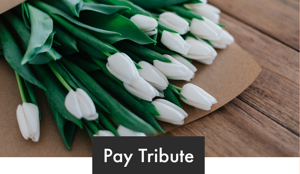 Find out more about Tribute